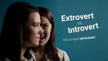 Extrovert vs. introvert: kdo je lepší obchodník?