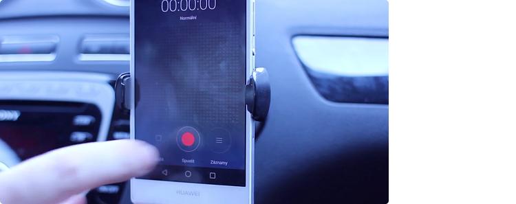 Mobilní aplikace - nahráváme a ukládáme