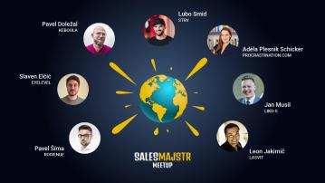 [VIDEOZÁZNAM] SalesMajstr MeetUp: Expanze českých firem do zahraničí