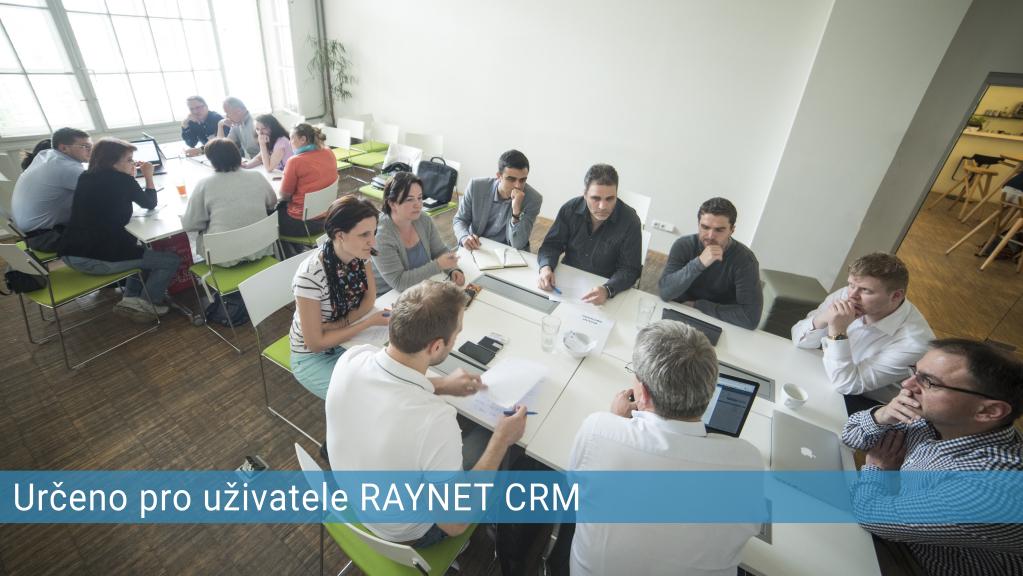Školení: Jak na RAYNET CRM?