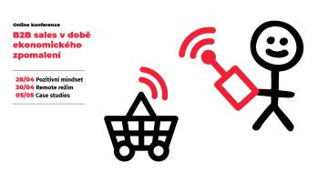 Online MeetUp: B2B prodej v době ekonomického zpomalení