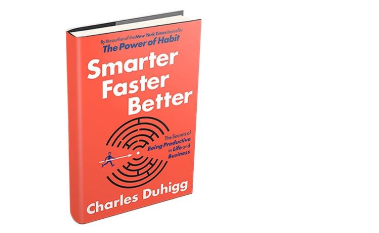 Smarter, Faster, Better: Charles Douhig