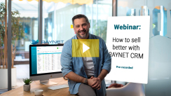 Webinar: How to sell better with RAYNET