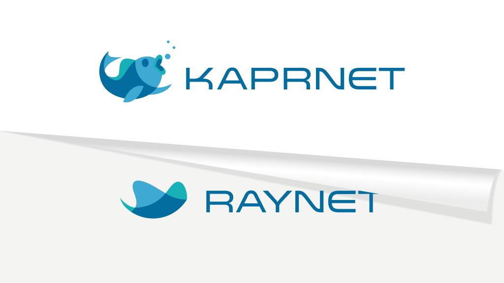 RAYNET rebranduje: privítajte KAPRNET