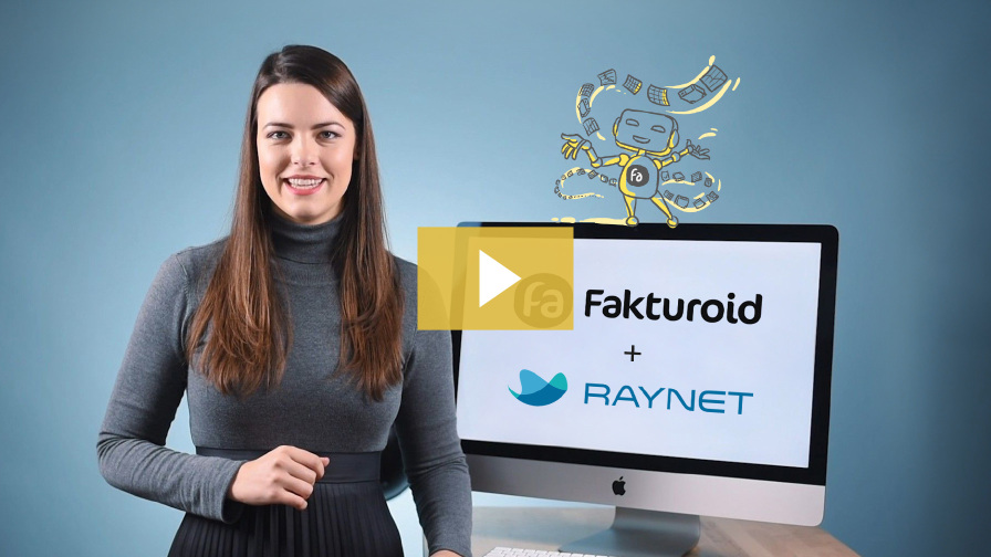 Propojení Fakturoidu s RAYNETem