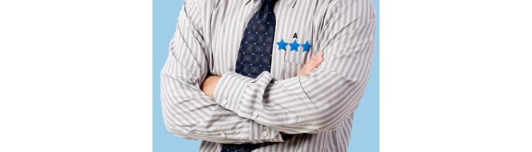Hvězdičky u klientů