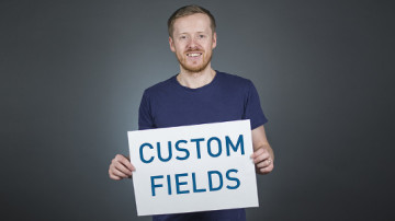 Custom fields and a whole pack of improvements in the new RAYNET CRM version