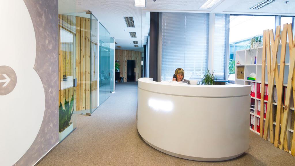 """První """"oficiální"""" fotky nových kanceláří"""